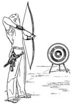 bow & arrow images