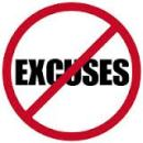 excuses image